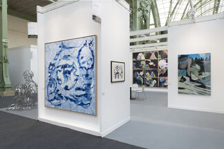 Galerie Lelong & Co. at fiac 17, installation view