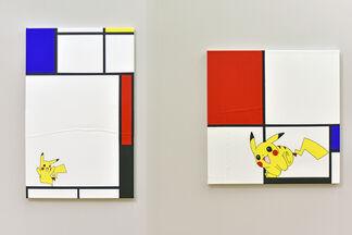 Tatjana Pieters at Art Rotterdam 2019, installation view