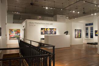 Glennray Tutor, installation view