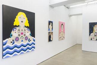 Sub Rosa, installation view
