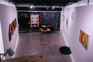 Entre Planos (Between Plans), installation view