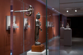 Collecting Paradise: Buddhist Art of Kashmir and its Legacies, installation view