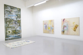 Nick Jeffrey shiver me timbers!, installation view