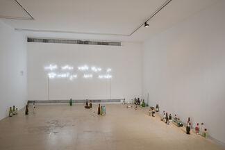 Christian Jankowski: Heavy Weight History, installation view
