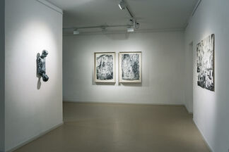 Josef Zlamal - Private View, installation view