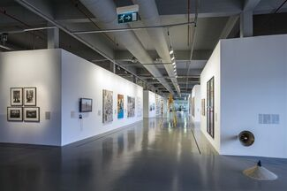 Artists in Their Time, installation view