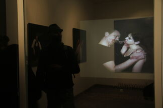 All Is External, installation view