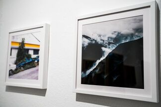 Passers-by, installation view