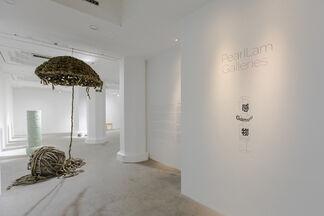 GANWU: Sensing the material, installation view