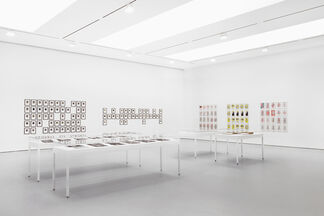 Group Show: System and Vision, installation view
