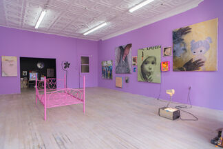 For My Sister, installation view