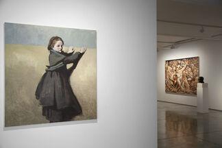 The British Figure, installation view