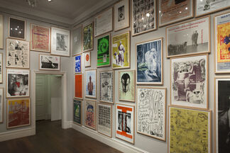 Martin Kippenberger: The Posters and Invitation Cards 1977 - 1997, installation view