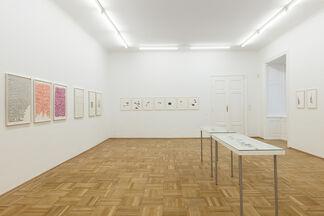 ALICE ATTIE, KARIN SANDER, JONGSUK YOON, installation view