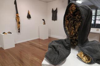 Louis Pratt   Black Gold, installation view