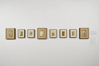 Parviz Tanavoli, installation view