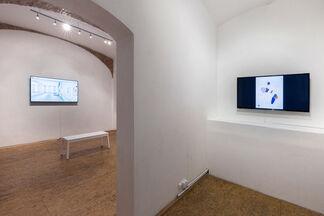 SALON REAL / VIRTUAL 1# Salon Denise Schellmann | Spaces in-between, installation view