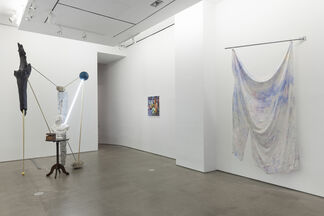 About a Mountain, installation view