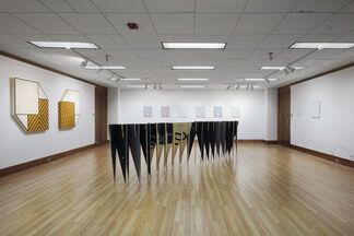 GROUND RULES, installation view