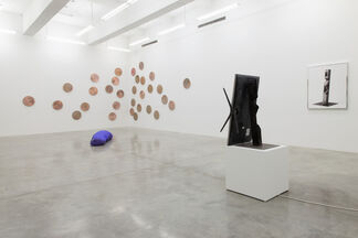 I went to school with someone called Jonathon Monk, installation view