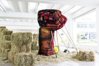 Andra Ursuta: As I Lay Drying, installation view