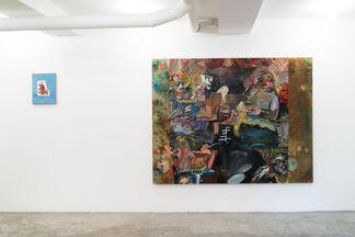 Allen & Eldridge Presents: Matias Argañaraz, installation view