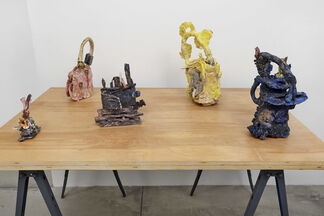 Ceramics Now, installation view
