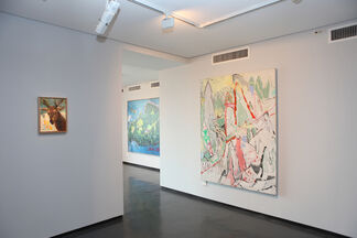 Love in Digital Age --- Sheng Tianhong Solo Exhibition, installation view