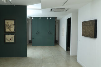 Seeds are Been Sown, installation view