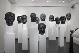 YOD Gallery at VOLTA NY 2017, installation view