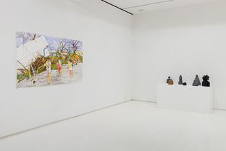 Disaster Fatigue, installation view