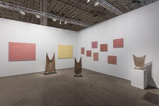 Anne Mosseri-Marlio Galerie at EXPO CHICAGO 2017, installation view