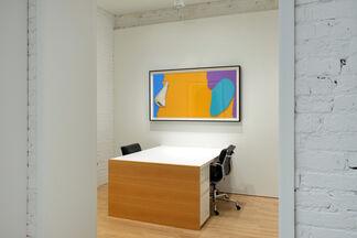 John Baldessari: The News, installation view