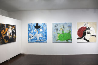 Sympathy for the Future, installation view