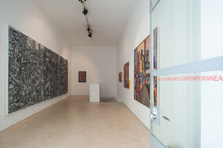Antonio Colombo at Contemporary Istanbul 2015, installation view