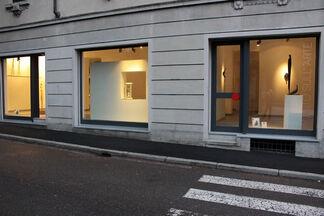 THINK THIN | Alex Pinna, installation view