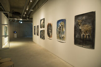 We Are Each Other's Destiny - An Artistic Embrace of Endangered Animals, installation view