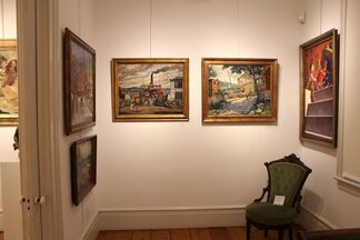 Painters and Paintings of Rockland County, NY: The Hopper Years, installation view
