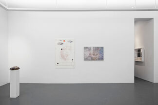 Harm van den Dorpel - Ambiguity points to the mystery of all revealing, installation view