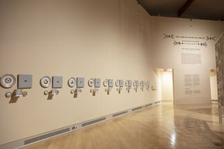 The Great Enemy of the Truth, installation view