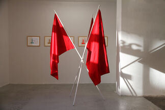 A B C ontemporary at Zona MACO 2014, installation view