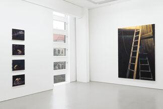 Katrin Heichel – NOCTURAMA, installation view