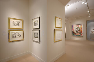 Picasso: Rare Images, installation view