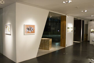 cognition/recognition, installation view