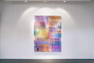 "Bradley Harms: ""Tilt"", installation view"
