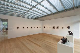 Melvin Edwards: Five Decades, installation view