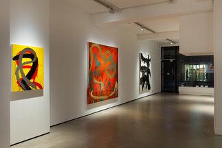 Max Gimblett: Love Conquers All, installation view