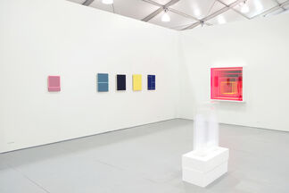 Baró Galeria at UNTITLED 2015, installation view