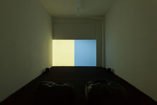 Steve Bishop: Seeing is forgetting what you're looking at or what it's called or something., installation view