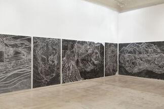 Christian Schwarzwald - Stricher, installation view